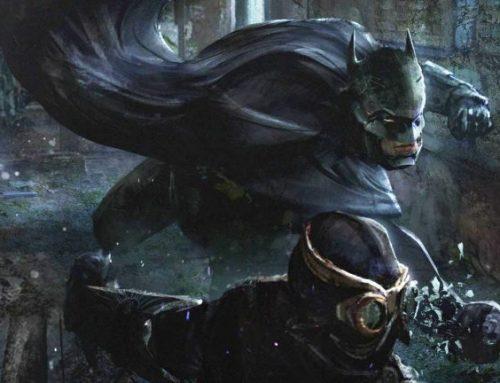 Batman 01 – Der Rat der Eulen
