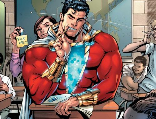 Shazam 1 – Comic Review