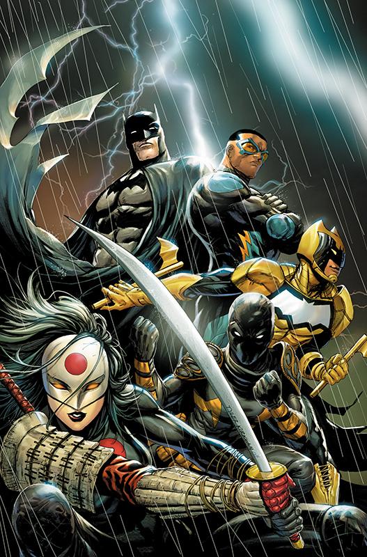 Batman und die Outsiders 1