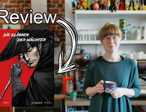 Review: Die Klingen der Wächter Band 1