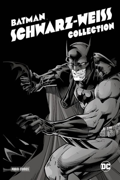 Batman: Schwarz-Weiss Collection (Deluxe Edition)